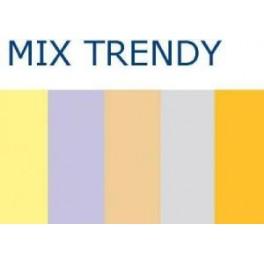 Papier A4 MAESTRO color 80 g/m2  MIX Trend 5x50ark.