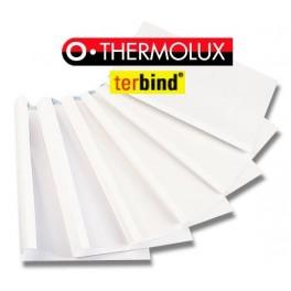 Okładki do termobindownicy A4 op 25 szt. Termolux Opus