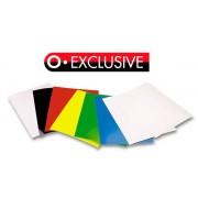 Okładki do bindowania Exclusive kolorowe gładkie A4