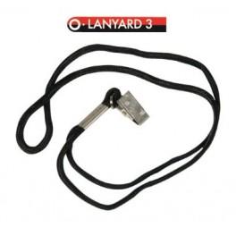 Smycz do identyfikatorów z karabińczykiem OPUS LANYARD 2 - 50 szt.