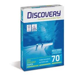 Papier DISCOVERY 70g/m2 A4 - ryza