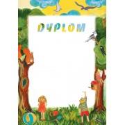 O.Papiernia DYPLOMIK - 190 g/m2 - 25 sztuk
