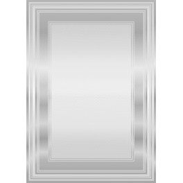 O.Papiernia SREBRNA RAMA - 190 g/m2 - 25 sztuk