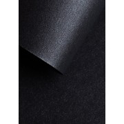 O.Papiernia Perła 250g/m2 A4 głęboki czarny 20sztuk