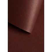 O.Papiernia Perła 250g/m2 A4 bordowy 20sztuk