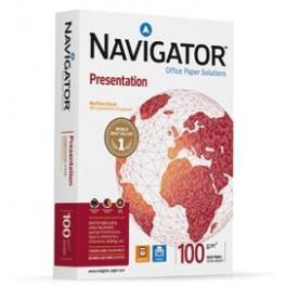 Papier A4 NAVIGATOR 100 g/m2 Presentation